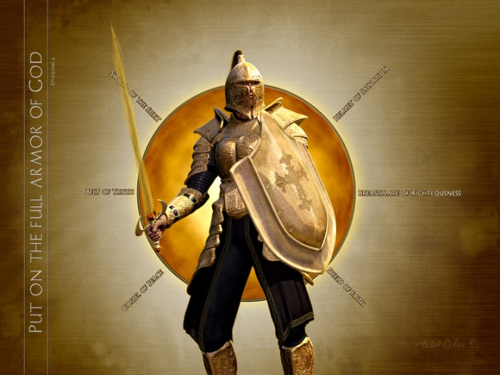 The Armor of God is Meant for Battle, Not A Parade